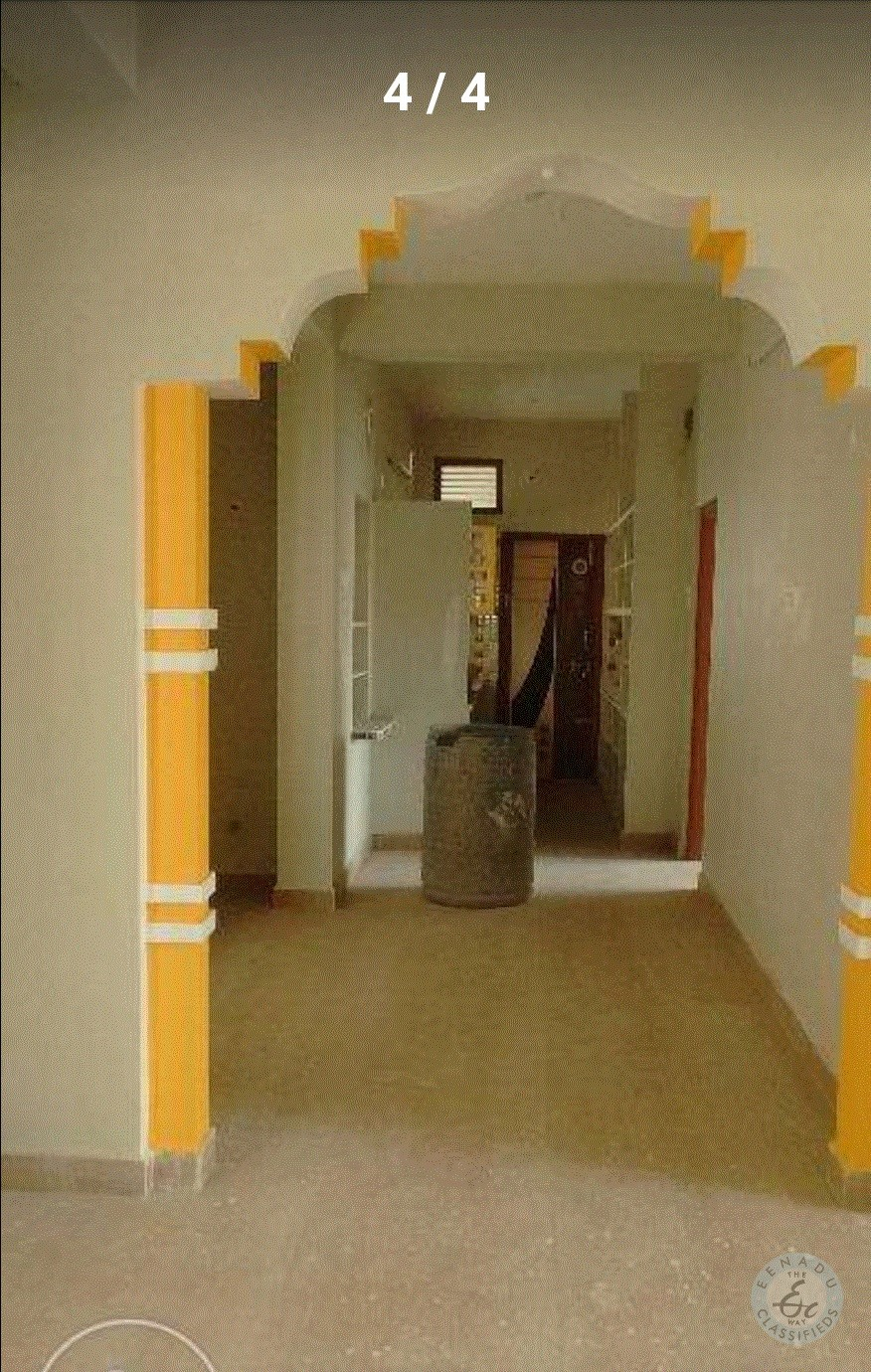 Spacious 2bhk Independent Newly Constructed House In 2 Nd Floor