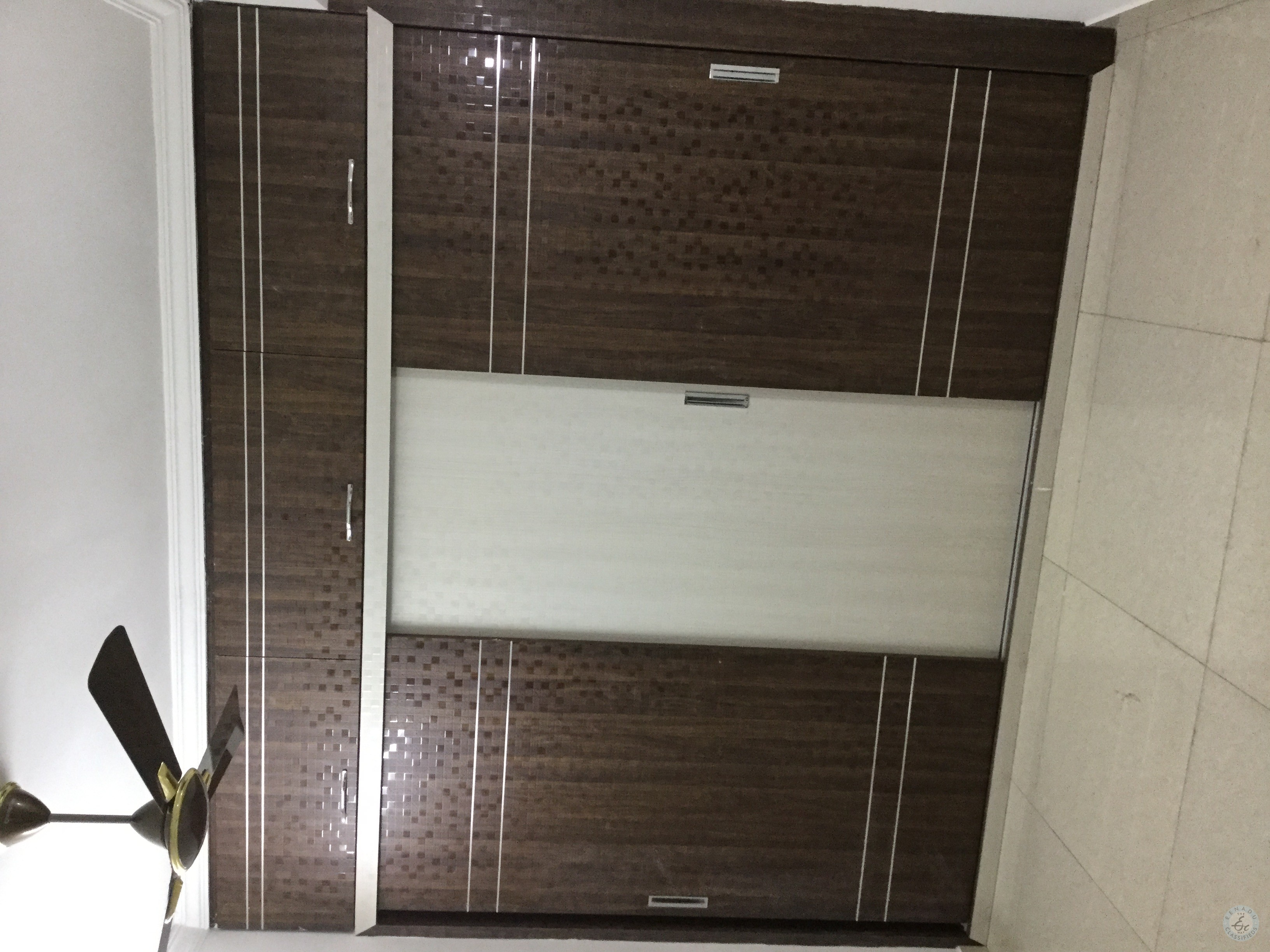 Brand New 3BHK East Facing Flat For Rent In Vidhyadharapuram