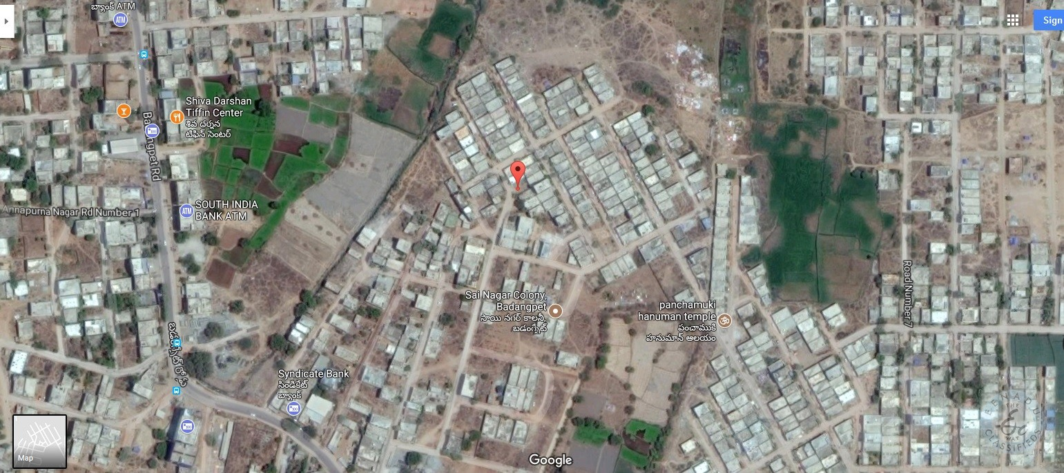 170 SQ.YD PLOT FOR SALE AT BADANGPET HYDERABAD