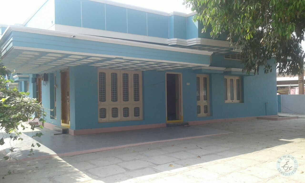 3bhk Independent House For Sale