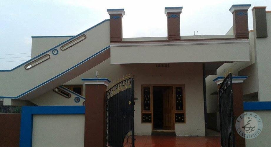2BHK individual house for rent in vizianagaram