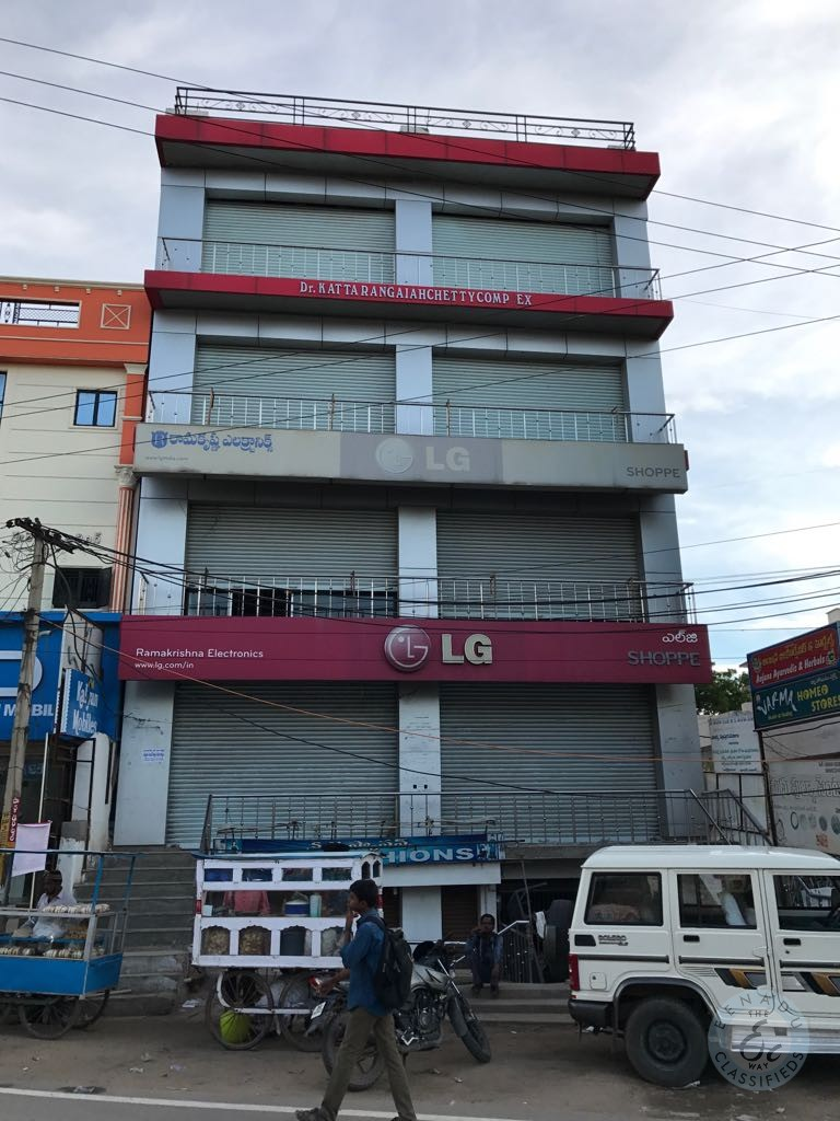 tolet for commercial space in anantapur