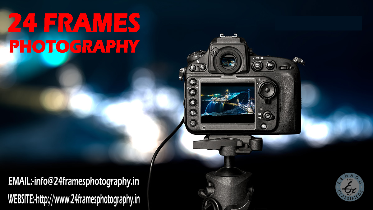 24 Frames Photography In Jubilee Hills Hyderabad