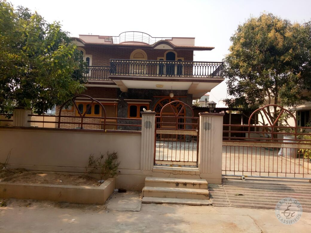 3BHK duplex house for rent in nuvulur guntur