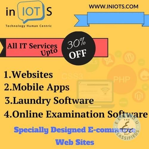 Websites And Software Services In East Godavari