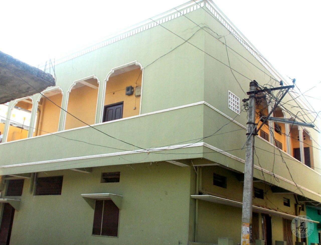 House For Sale In Vinayak Nagar Nizamabad