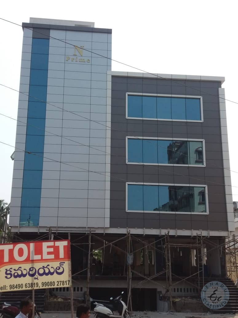 Commercial Building For Rent In Bhimavaram Westgodavari