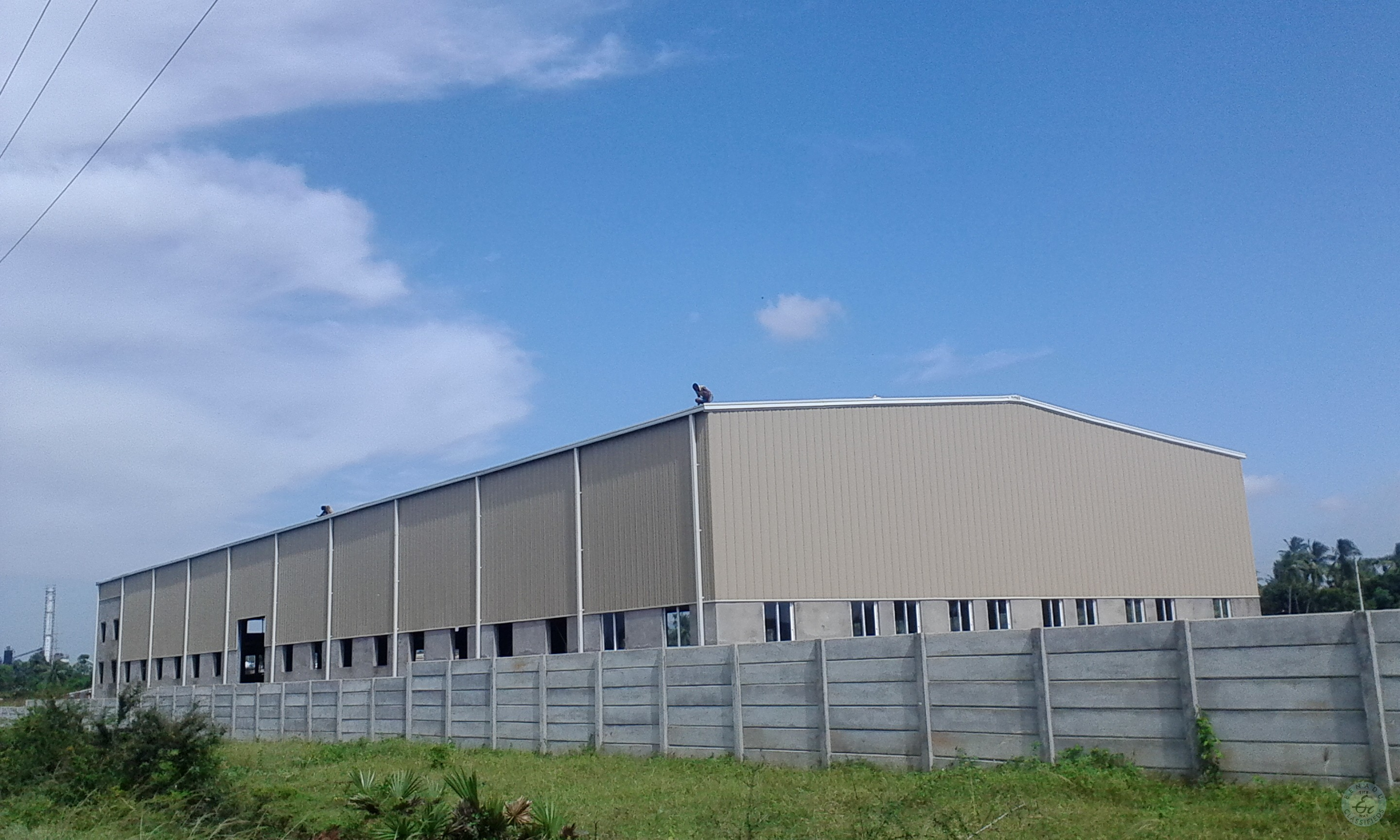 Industrial Warehouse Shed For Rent In Atchuthapuram Visakhapatnam