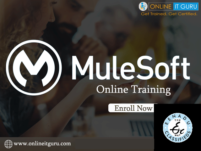 Mule Soft Online Course In Hyderabad