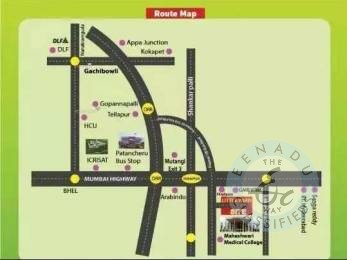 Plots For Sale In Isnapur Hyderabad