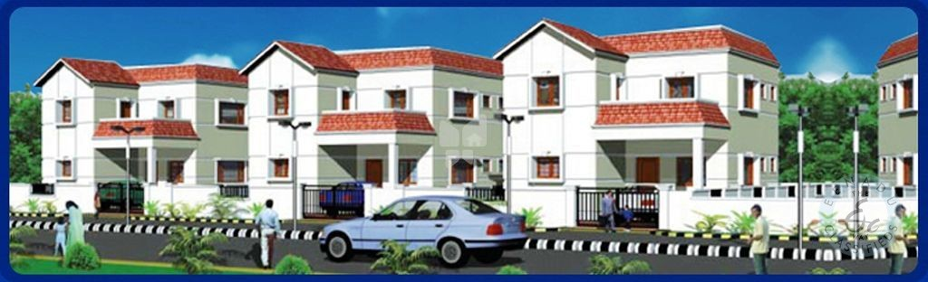 Villa For Sale In Emerald Park Pocharam Hyderabad