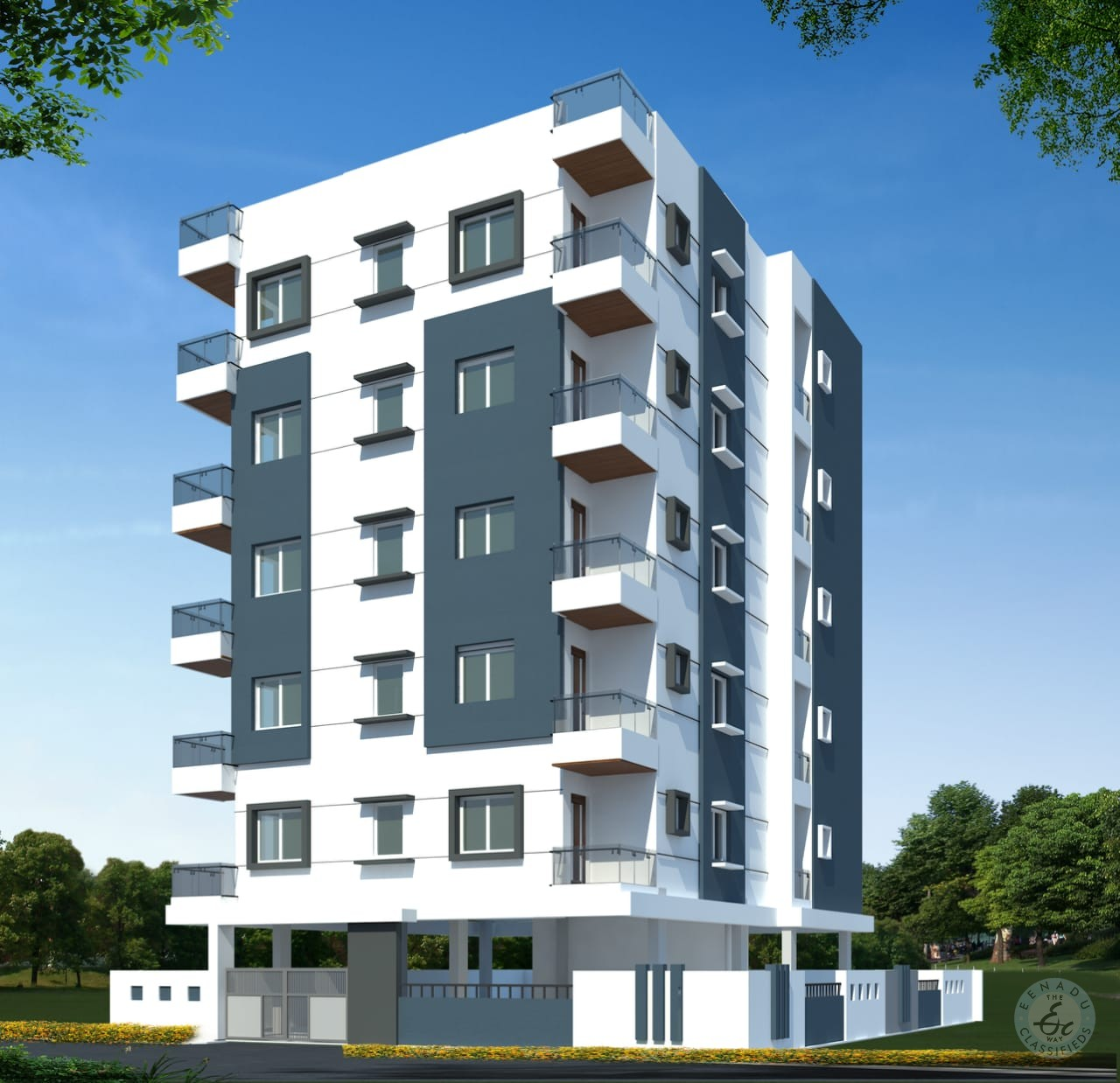 Flats For Sale In Sathavahana Nagar Hyderabad