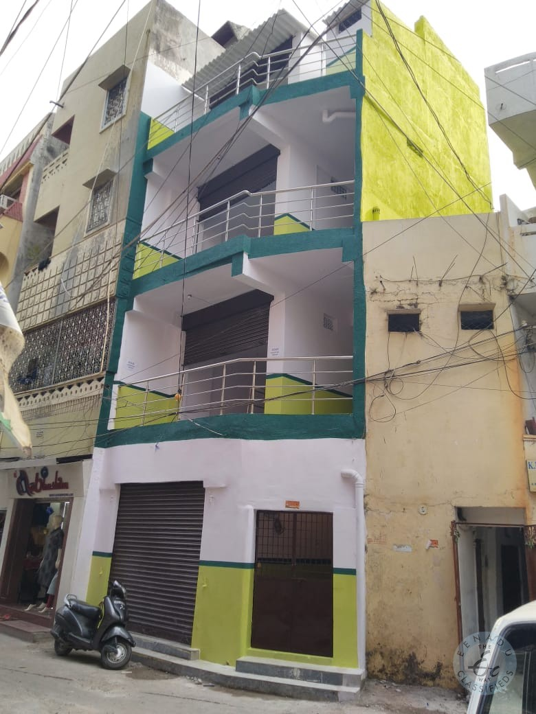 Building For Lease/rent In Sultanbazar Hyderabad