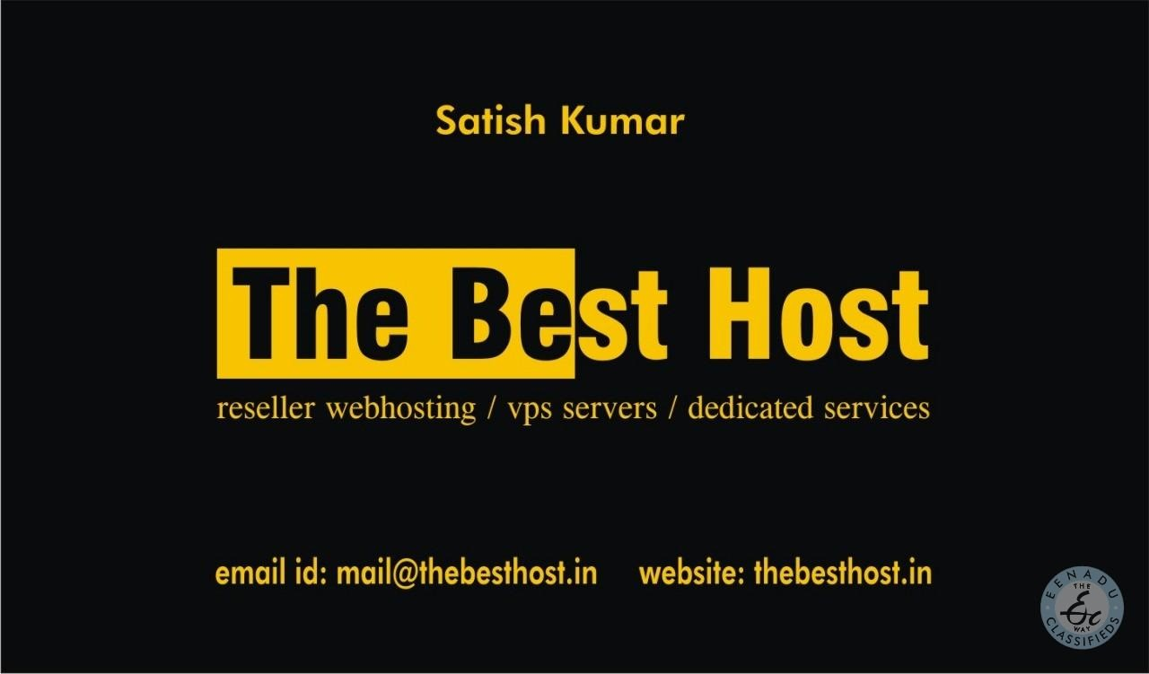 Unlimited Web Hosting Services In Karnataka