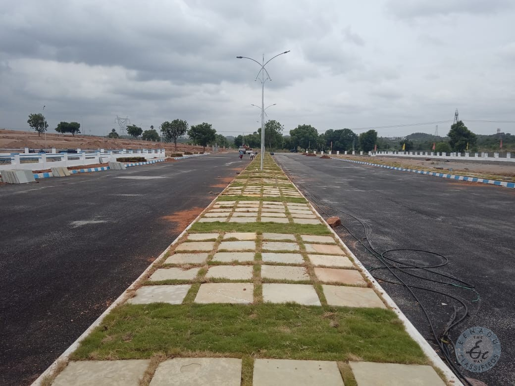 Plots For Sale In Ramdaspally Hyderabad
