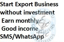 Start Export Business Without Investment In Hyderabad