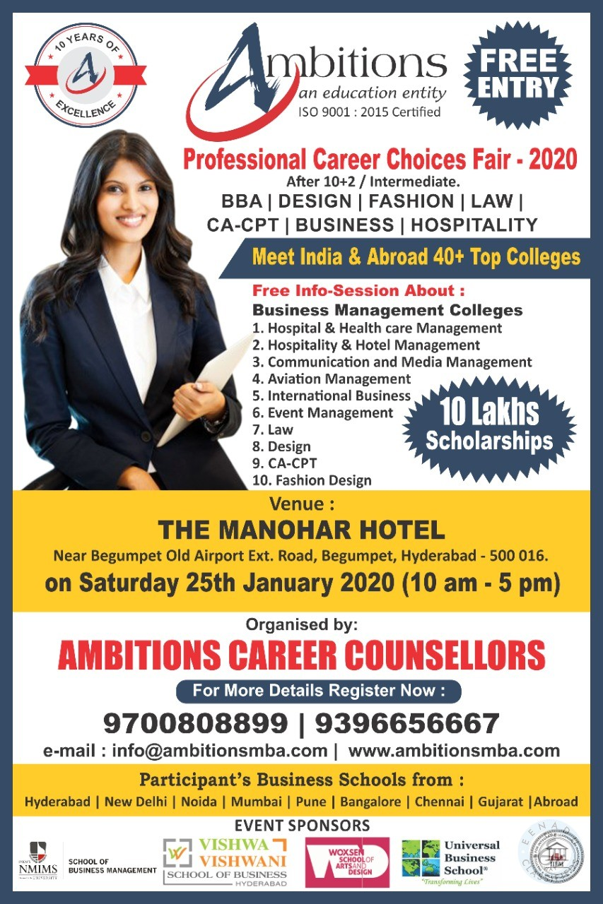 Education Guidance In Hyderabad