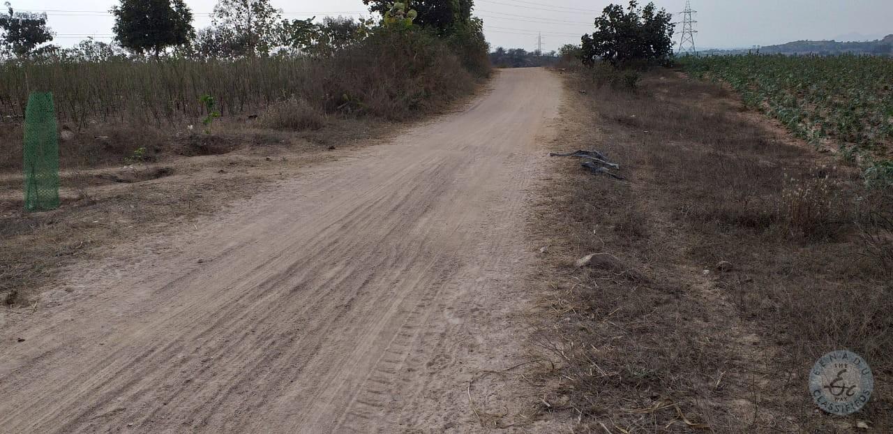 Agricultural Land For Sale In Aloor Mahaboobnagar