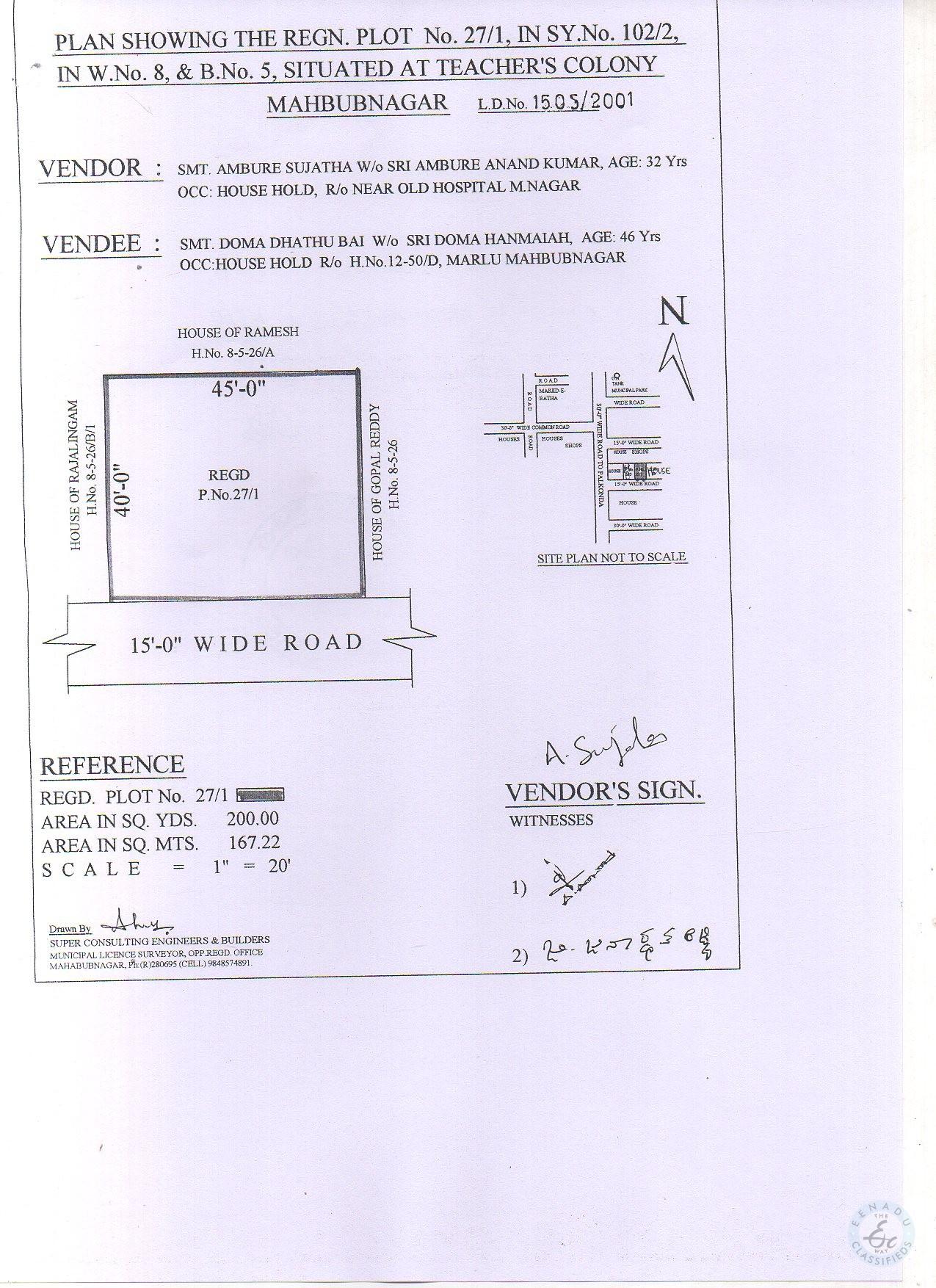 Plots For Sale In Mahaboobnagar