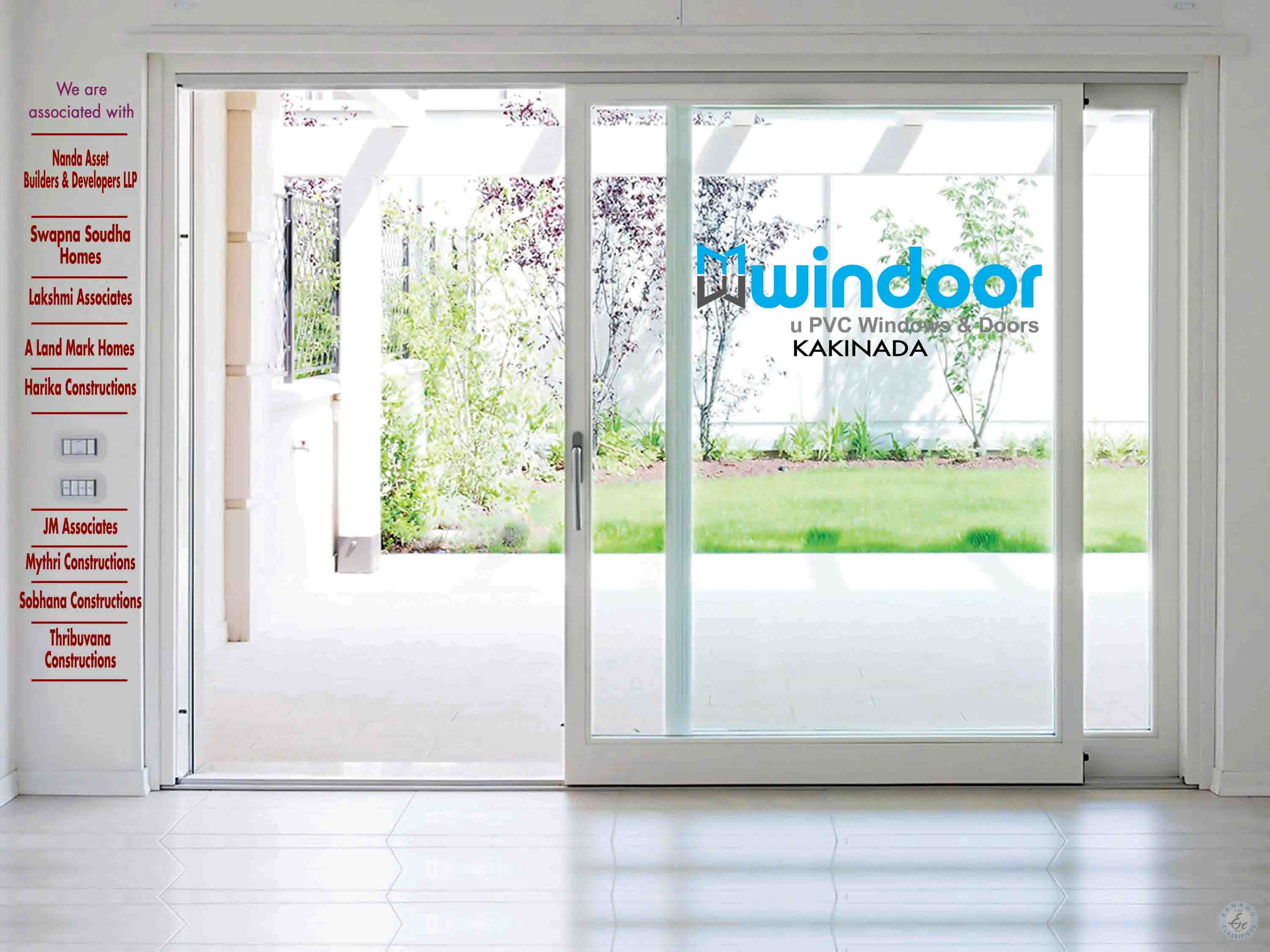 UPVC Windows & Doors Suppliers In Kakinada East Godavari