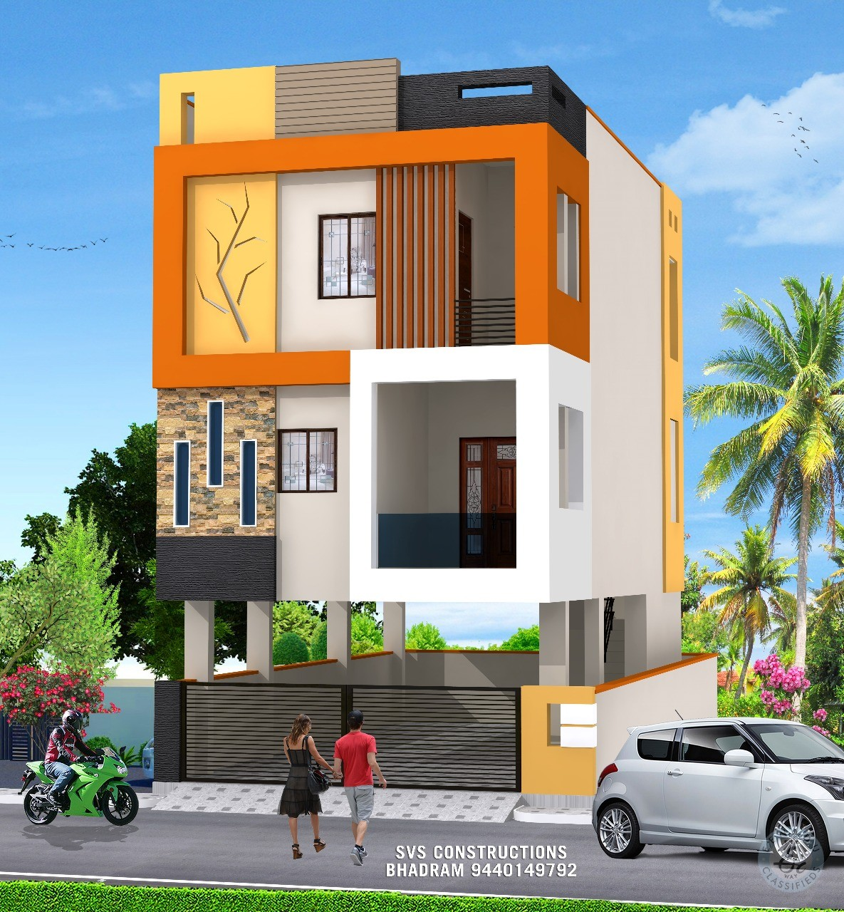 House For Sale In DCCB Colony Srikakulam