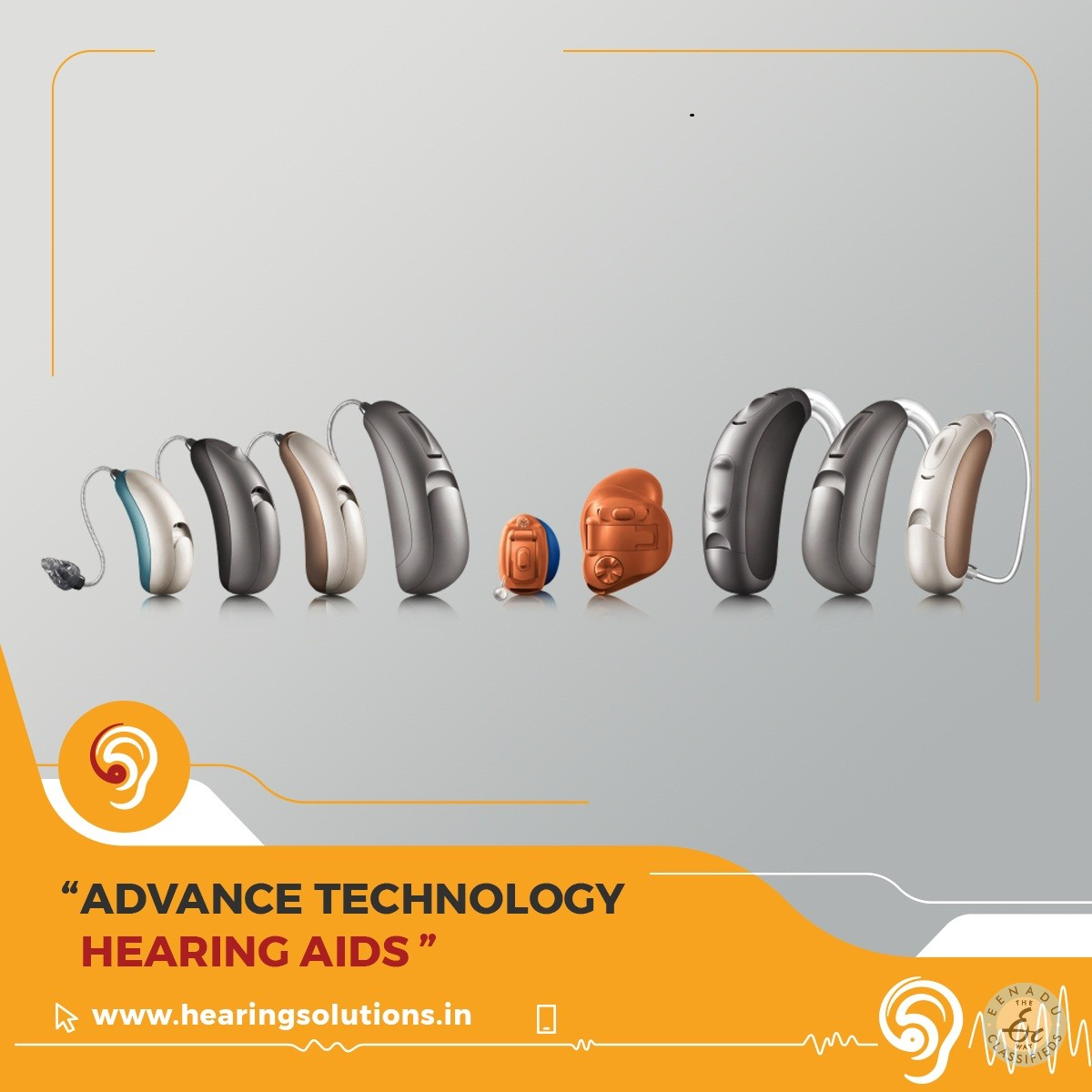 Bluetooth Hearing Aids In Chennai Tamilnadu