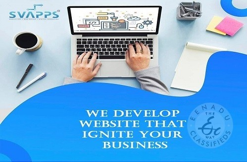 Web Design And Development Services In Warangal