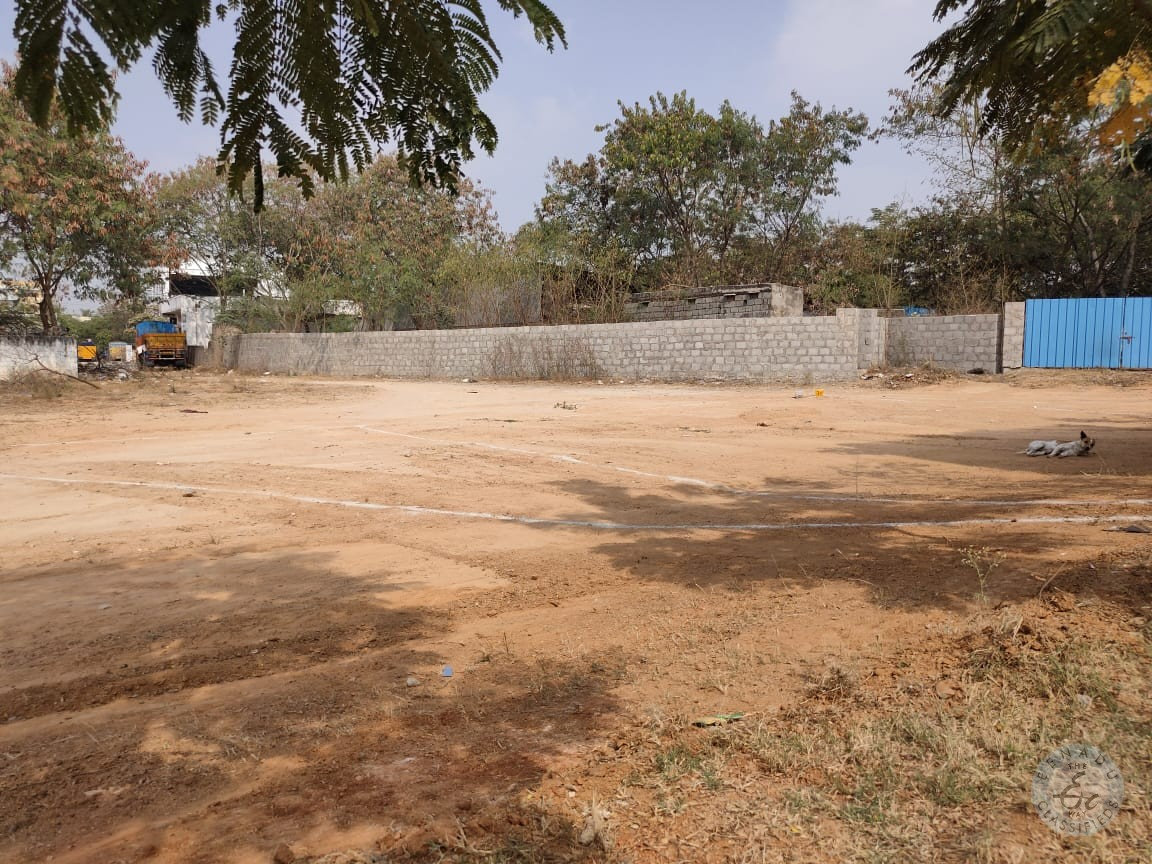 Plot For Sale In Rampally