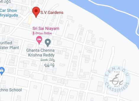 Plot For Sale In Miryalaguda Hyderabad