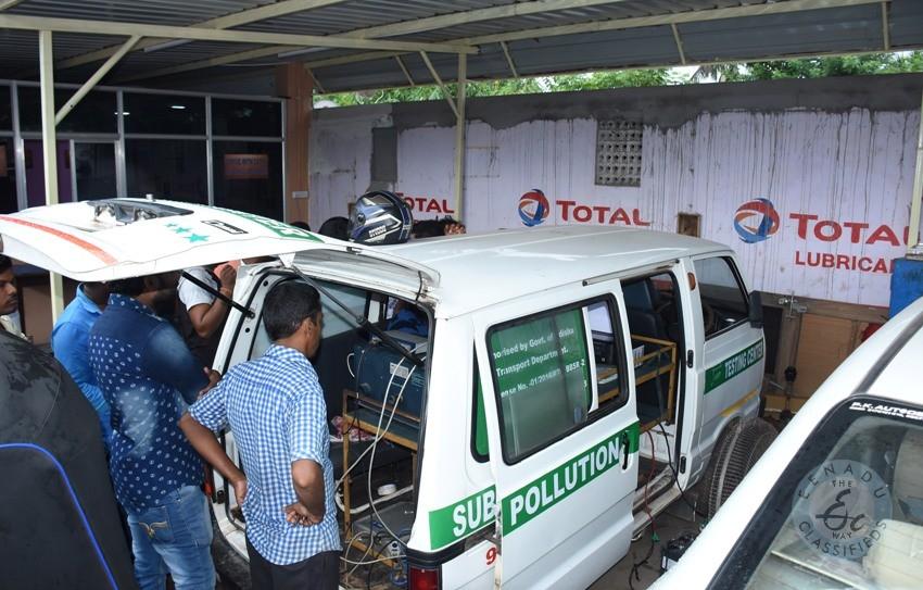 Pollution Under Control Testing Operator Jobs In East Godavari