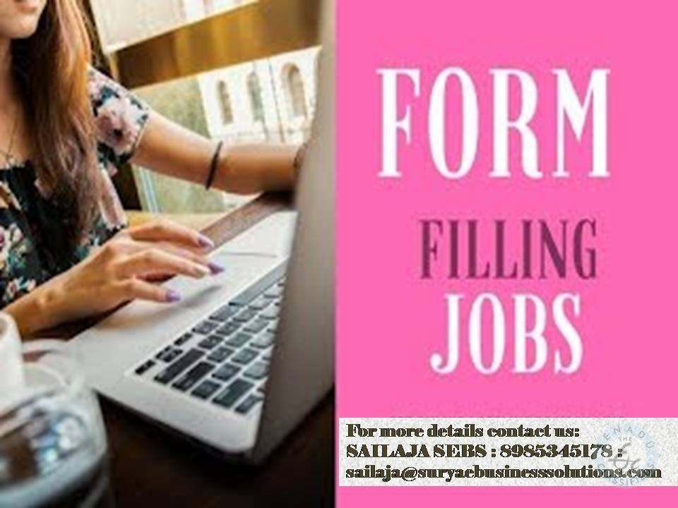 Work From Home Jobs In Vijayawada