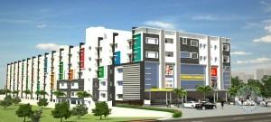 2BHK Flat In Tirupati For Sale