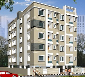2 bhk- delux-flats for sale -p