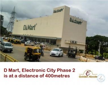 BDA Flats At Electronic City Phase 2. Prime Location!!