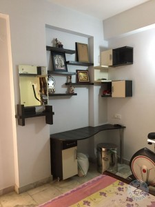 2BHK, 1125SFT West Facing Flat For Sale @ 44L (negotiable)