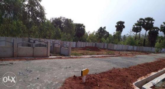 100% loan availble plots in vizag @ gandigundam near pendurthi anandapuram highway