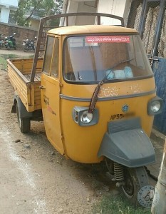 APE PIAGGIO Trolly Auto For Sale