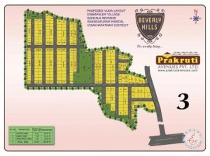 Residential Vuda Plots For Sale Lp No.53/2017