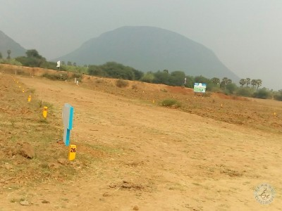 Vuda LP NO PLOTS In Sontyam Facing Highway With Loan Facility