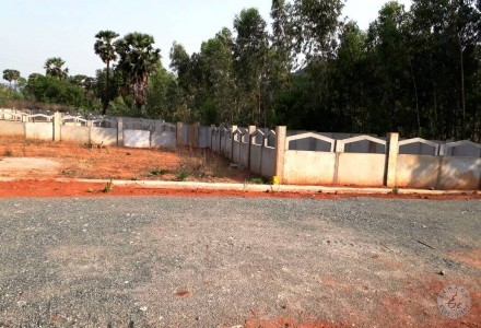 VUDA LP Plots At Gandigundam, Just 1.8 Km To Anandapuram-Pendurthi Highway, Ramavaram