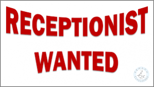 Wanted Receptionist/Counsellor At Visakhapatnam