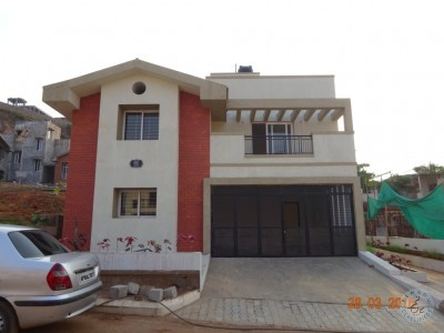 Brand New 4BHK Orchids Villa For Sale At Sriram Panorama Hills
