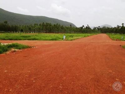 Sontyam Highway Facing VUDA LP Plots, Close To Anandapuram-Pendurthi 330 Feet 6 Lane Highway