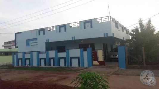 2 BHK N/E Corner Individual House For Sale At Kakinada