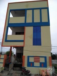 G+2 INDIVIDUAL BUILDING Near Rajahmundry