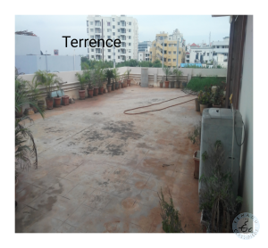 3BHK pent house for rent in hyderabad