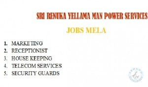 JOBS MELA AT HYDERABAD