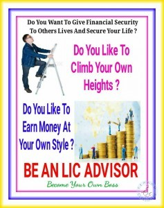 lic agents jobs in hyderabad