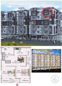 flat for sale in geetanjali elite anakapalle