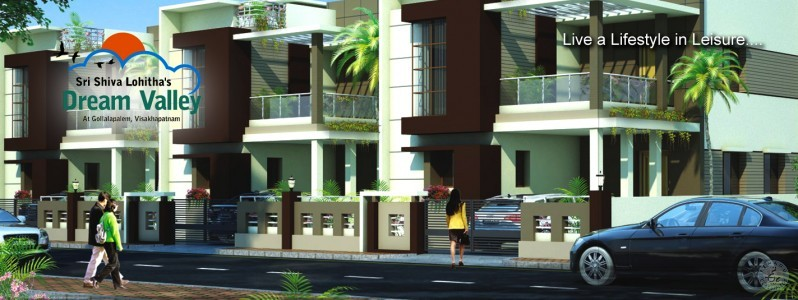 VILLA FOR SALE AT GOLLAPALEM